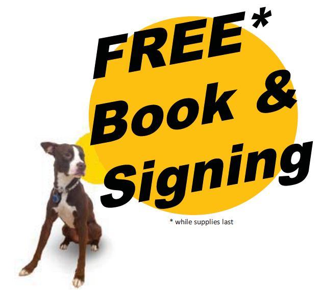 Boomer_ Free Book & Signing
